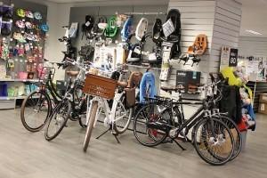 fietsenwinkel Hoofddorp